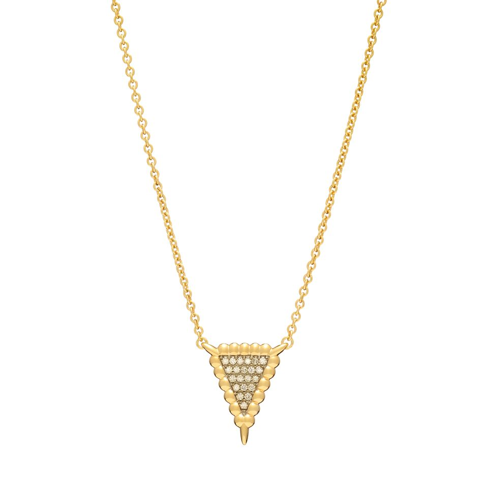 Sybil Micro Diamond Necklace by Lola Fenhirst