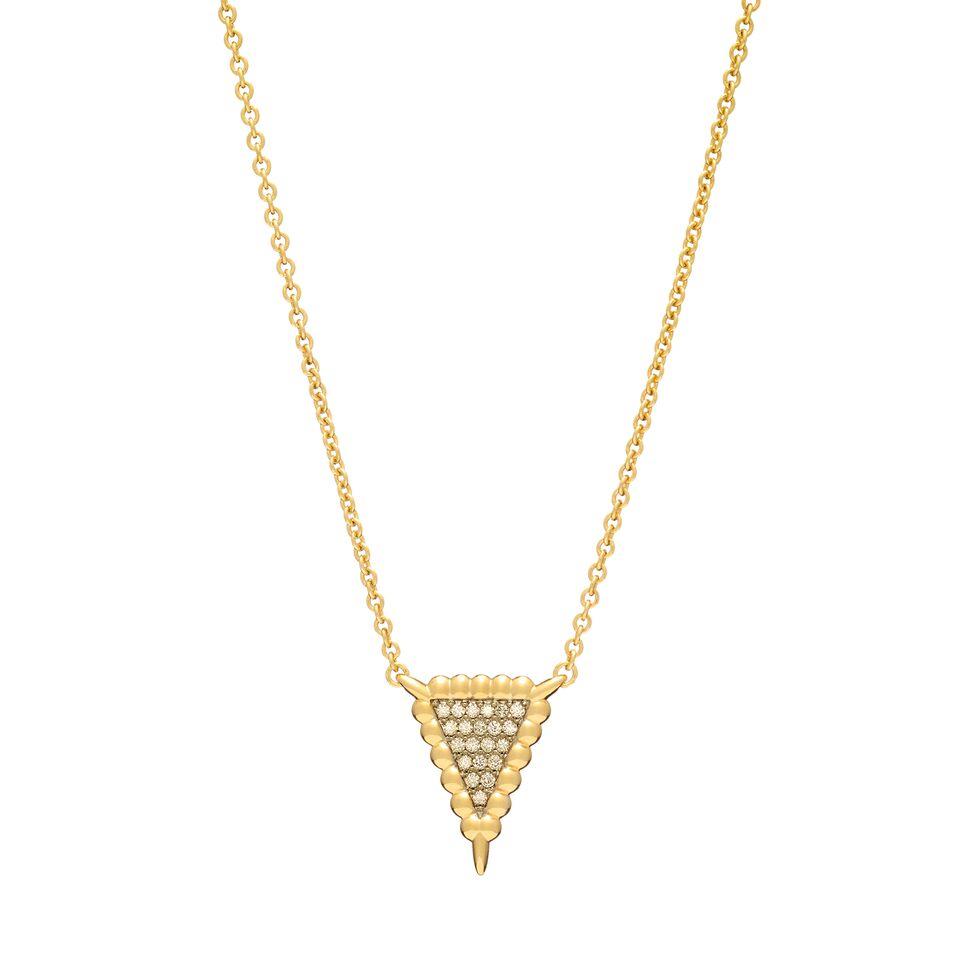 Sybil Micro Diamond Necklace