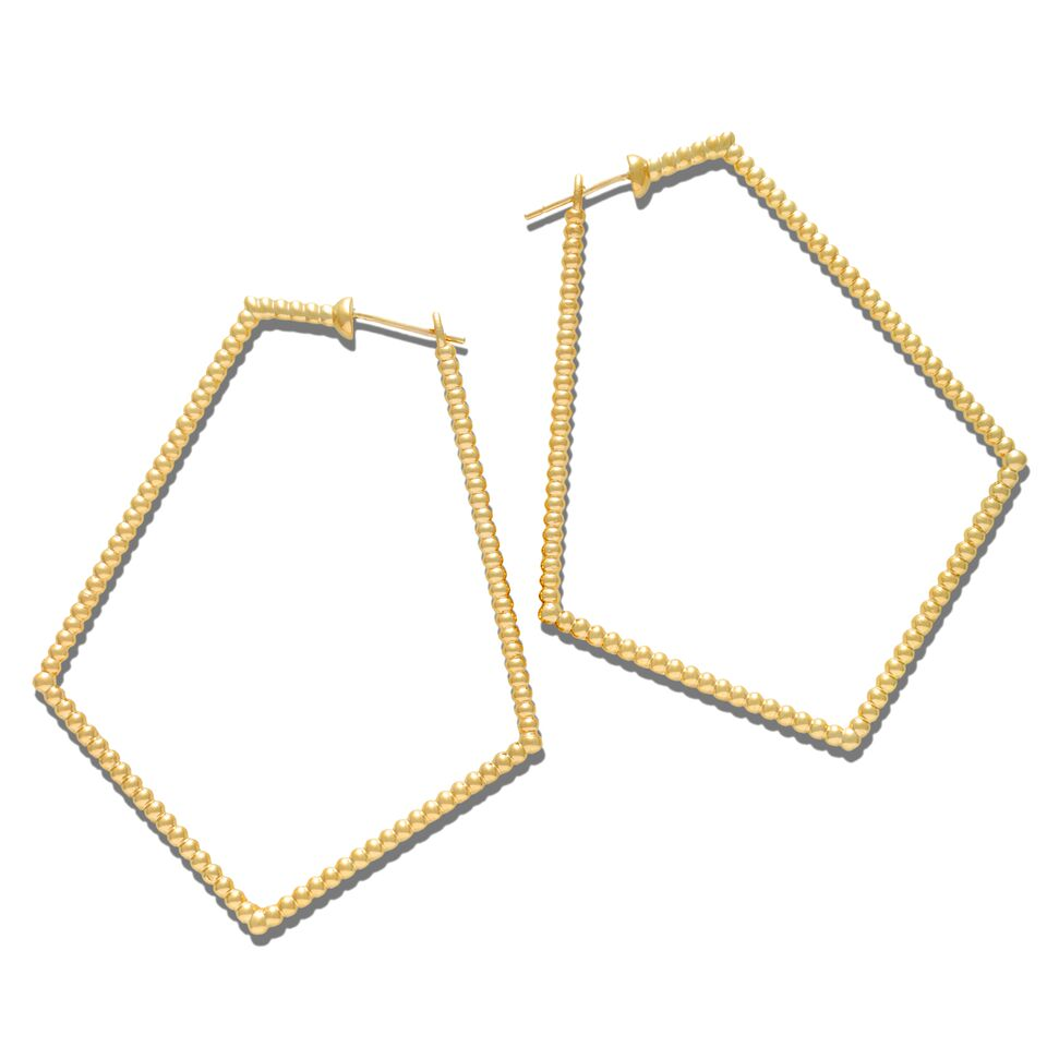 Sybil Pentagon Earrings by Lola Fenhirst
