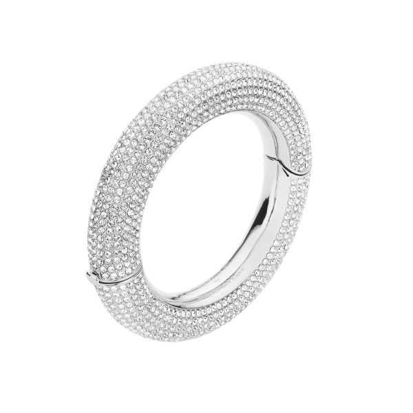 Bolster Bangle by Atelier Swarovski