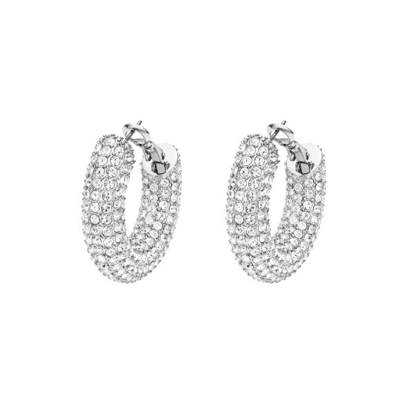 Bolster Hoop Earrings by Atelier Swarovski