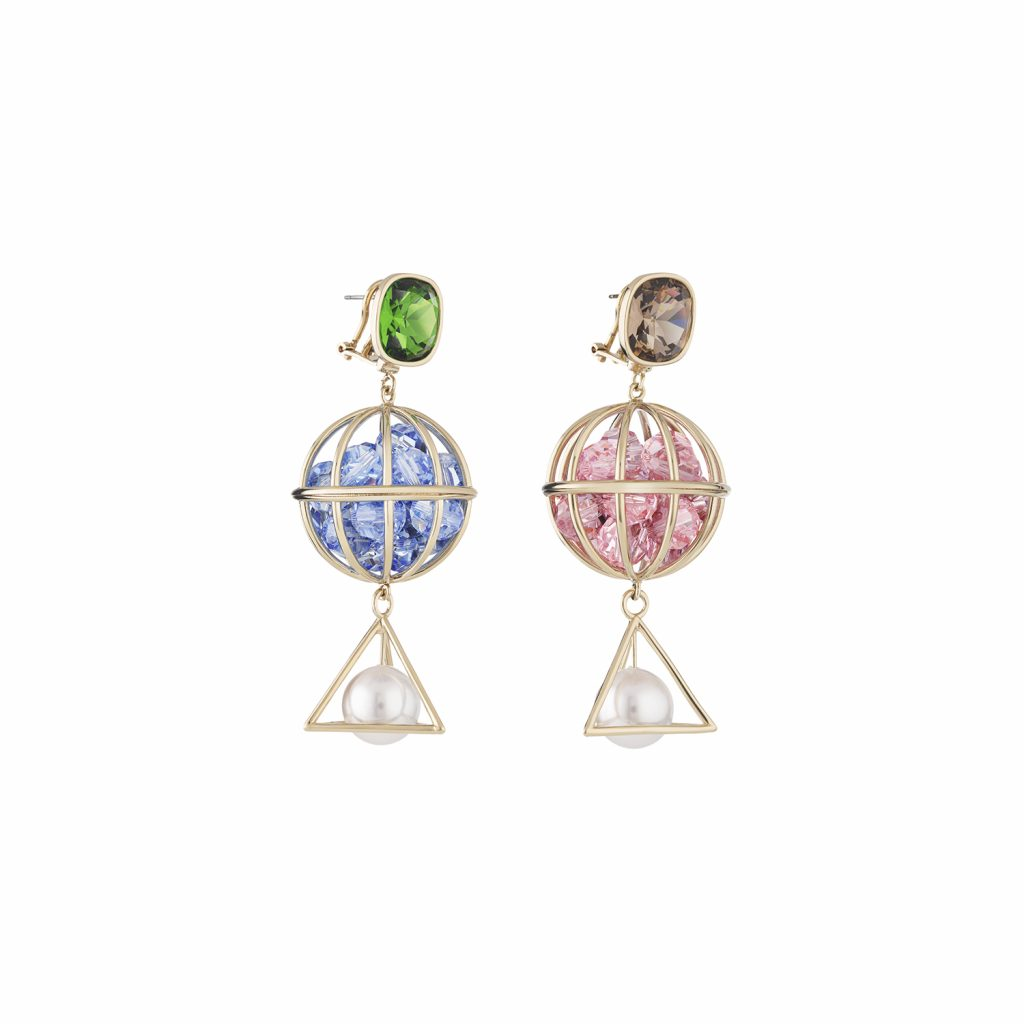 Nostalgia Drop Earrings by Atelier Swarovski