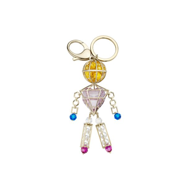 Nostalgia Key Charm by Atelier Swarovski