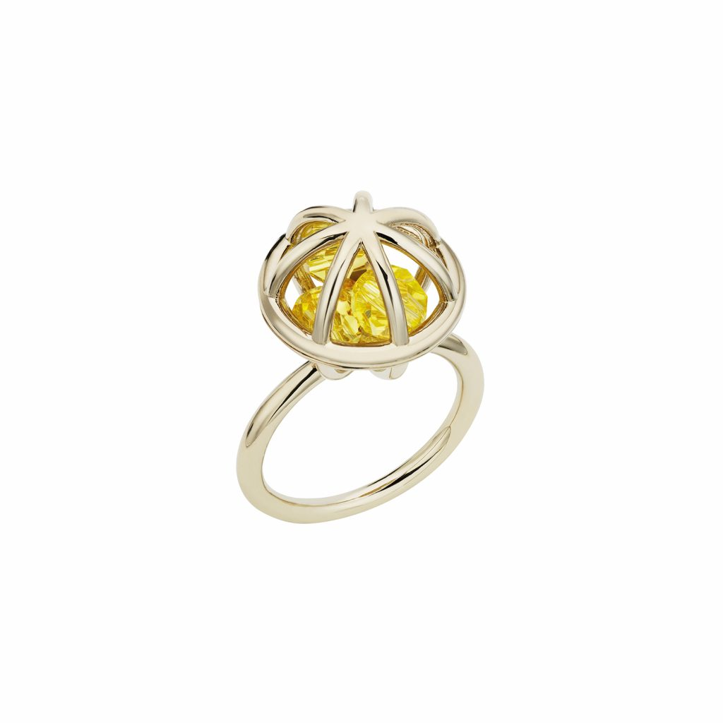 Nostalgia Sphere Ring by Atelier Swarovski