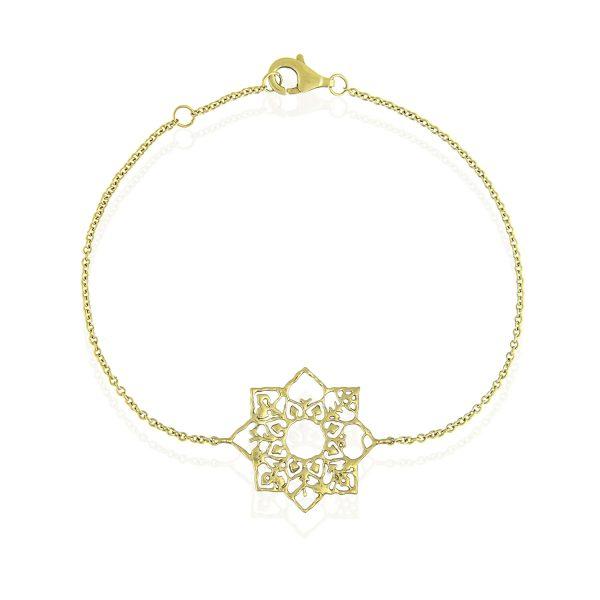 Full Bloom Bracelet by Natalie Perry
