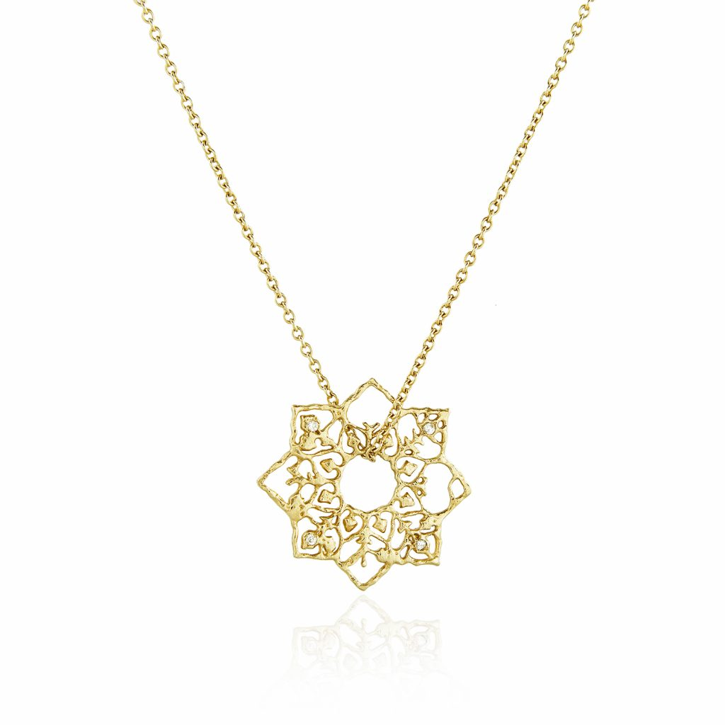 Full Bloom Necklace by Natalie Perry