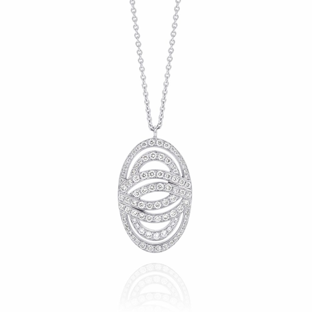 Infinitas Necklace by Lily Gabriella