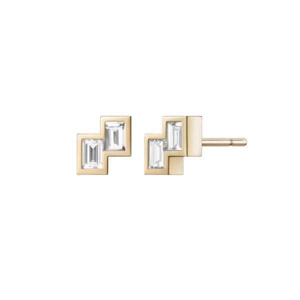Alana Earrings by Selin Kent