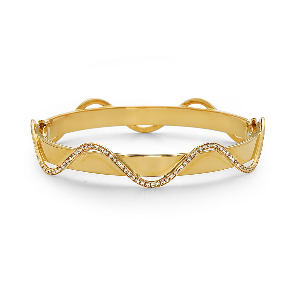 Movement Bracelet by Swati Dhanak