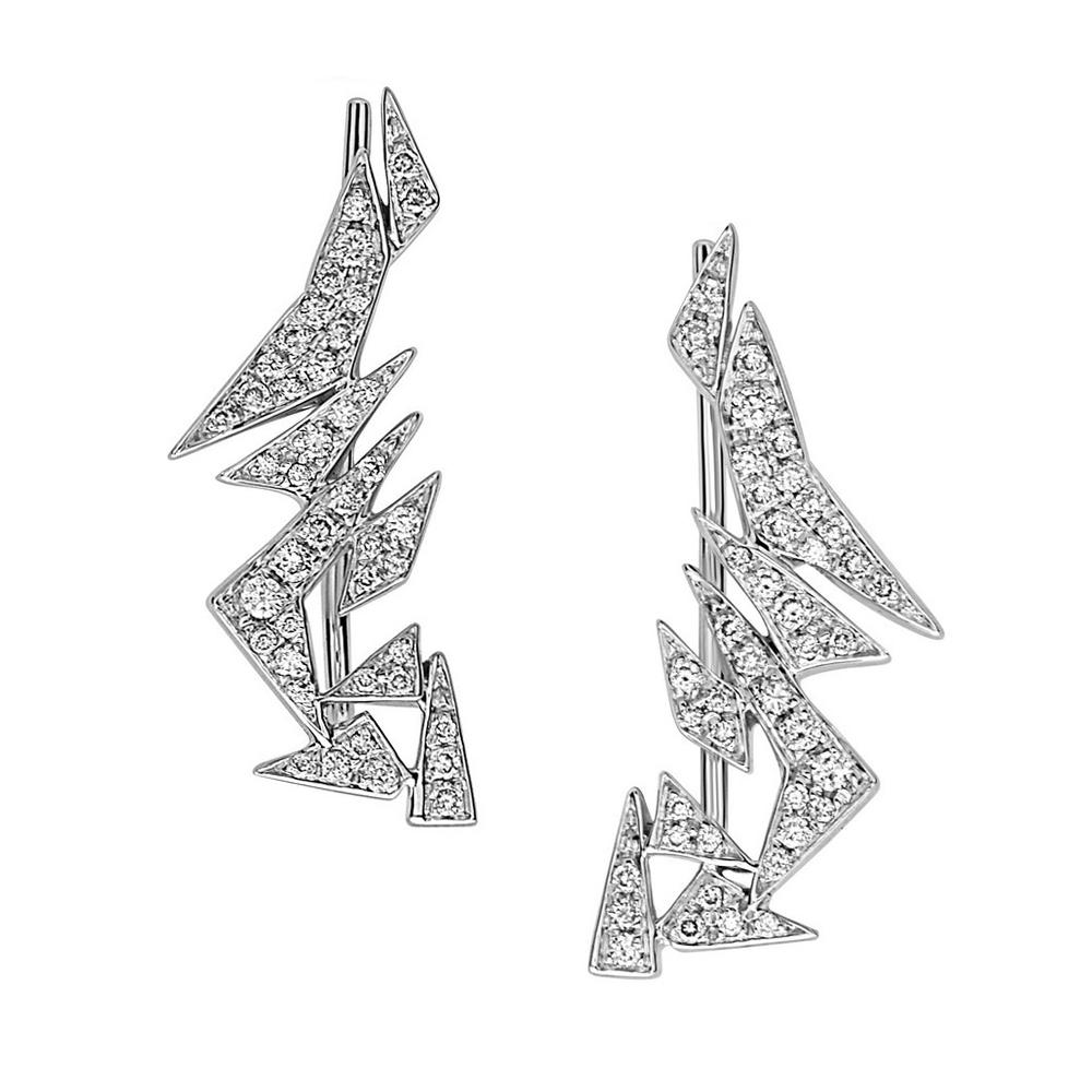 Shards Ear Cuff by Swati Dhanak