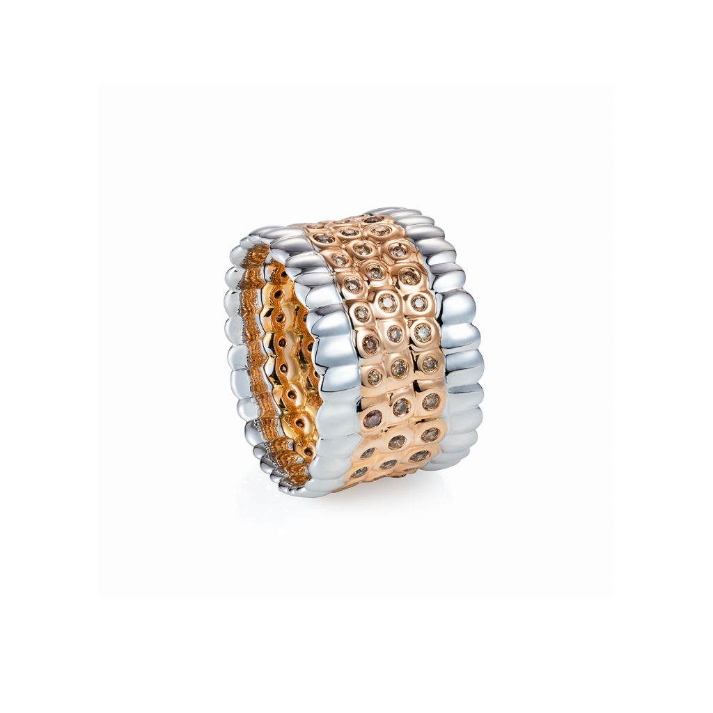 Cinta Ring by Julien Riad Sahyoun