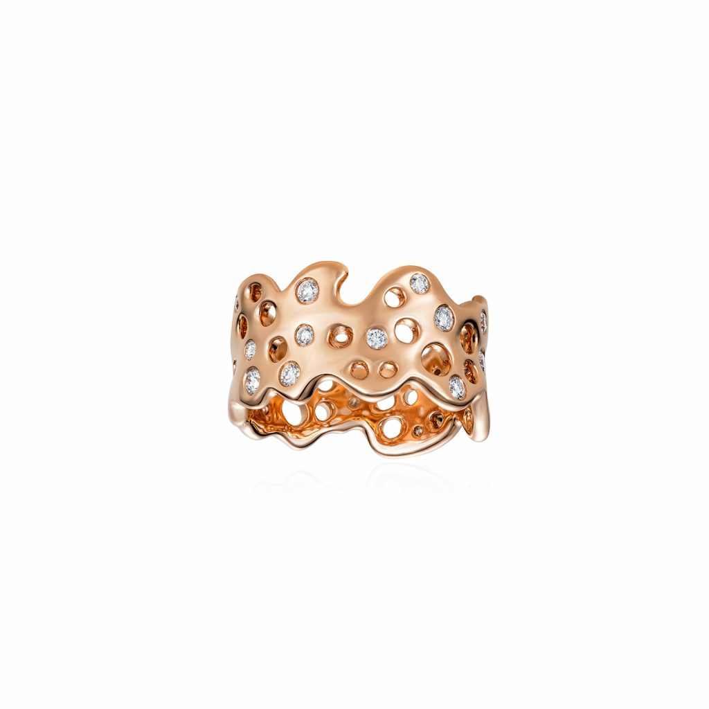 Tempt Me in Rose Gold by Julien Riad Sahyoun