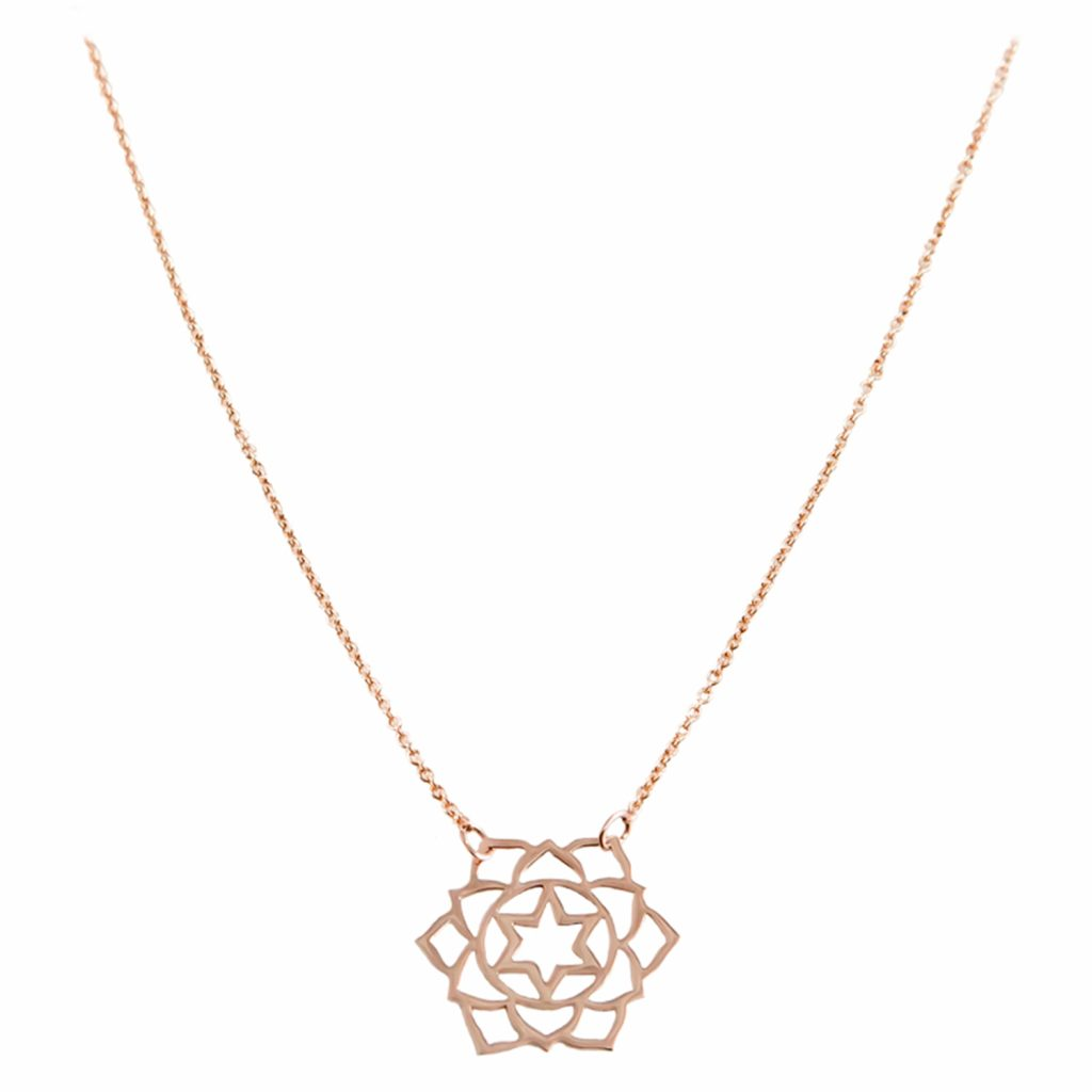 Anahata Necklace by tinyOm