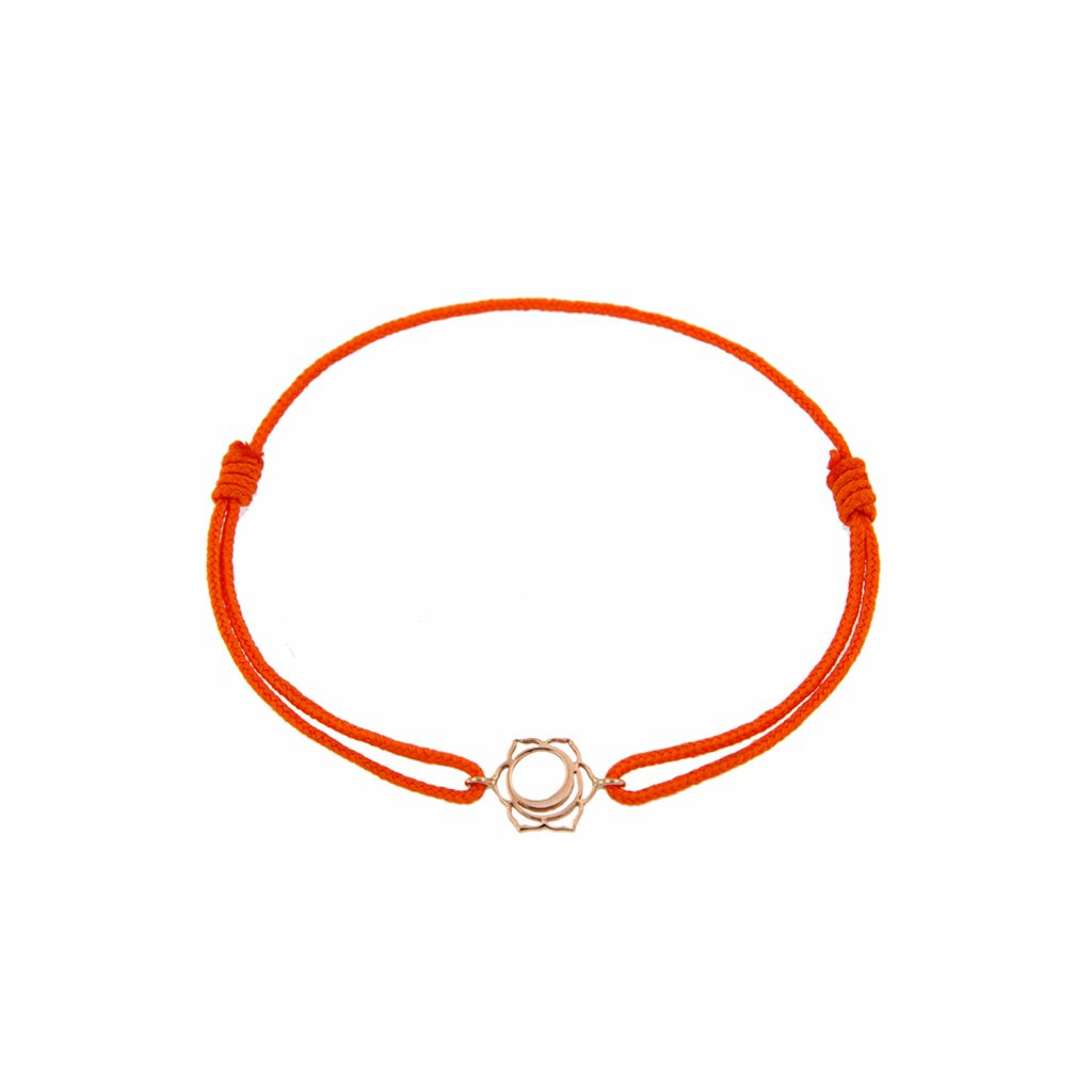 Chakra Bracelet (Svadisthana) by tinyOm