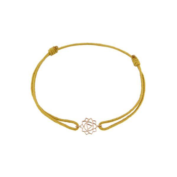 Chakra Bracelet (Manipura) by tinyOm