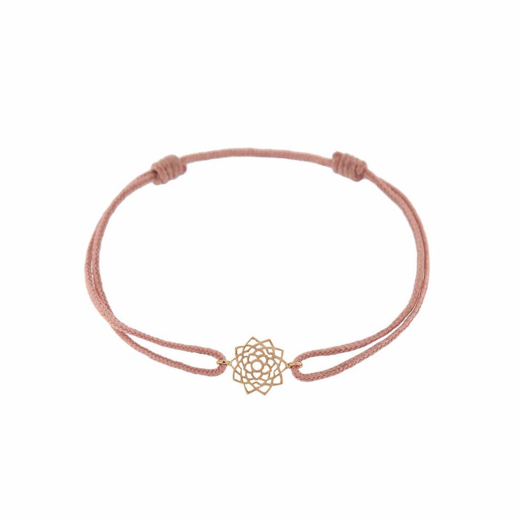 Chakra Bracelet (Sahasrara) by tinyOm