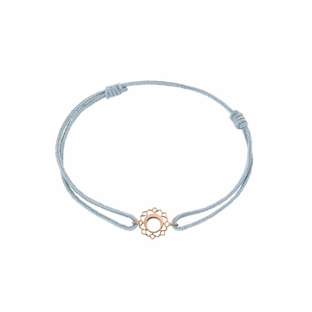 Chakra Bracelet (Vishuddha) by tinyOm