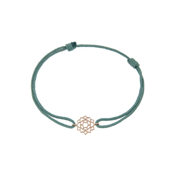 Chakra Bracelet (Anahata) by tinyOm