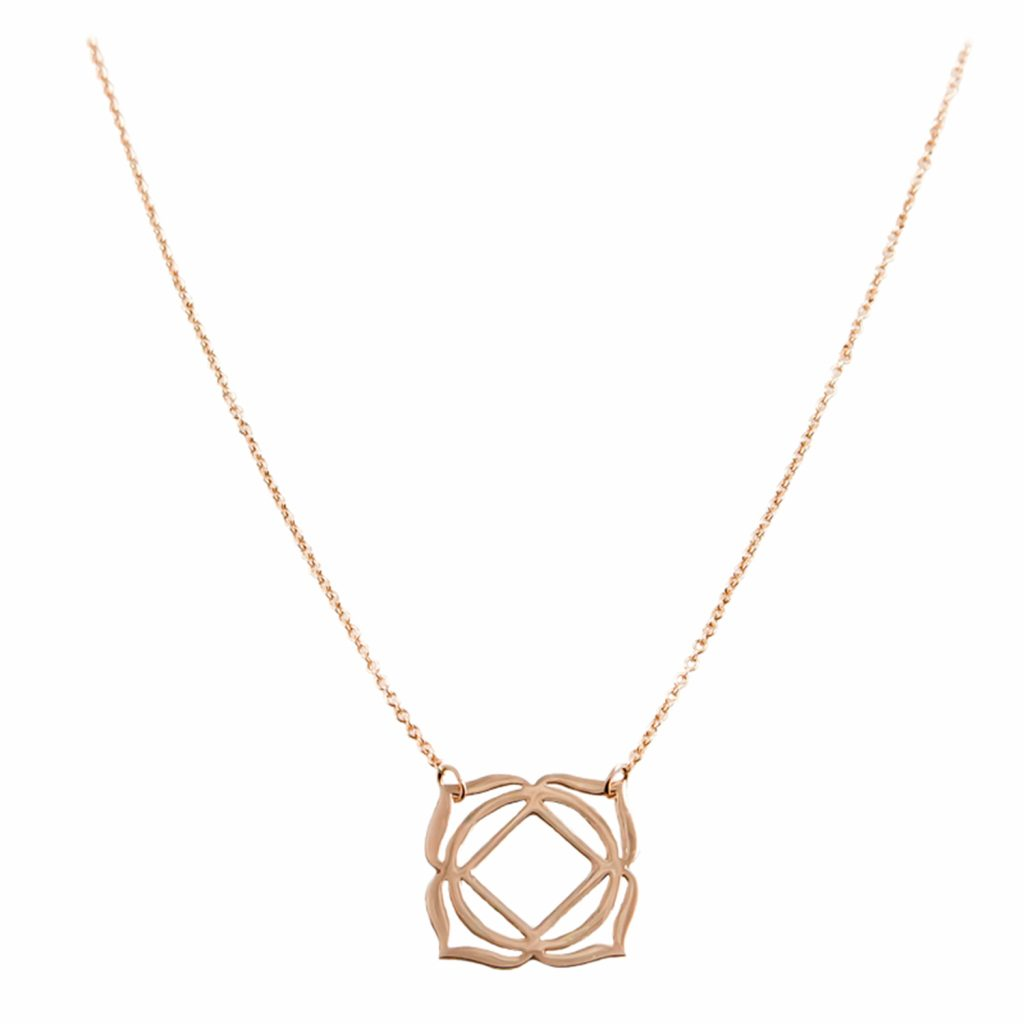 Muladhara Necklace by tinyOm