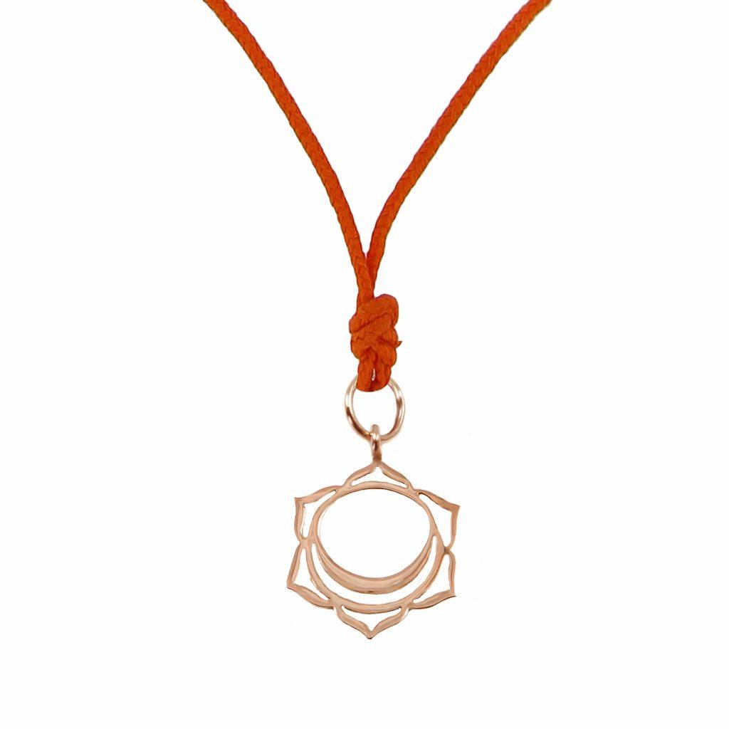 Chakra Pendant (Svadisthana) by tinyOm