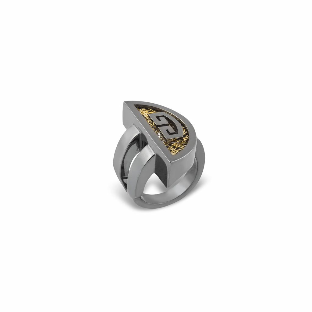 Iola Ring by Anastazio