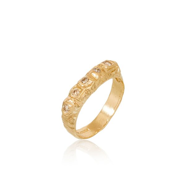 XXI Ring by Ellis Mhairi Cameron