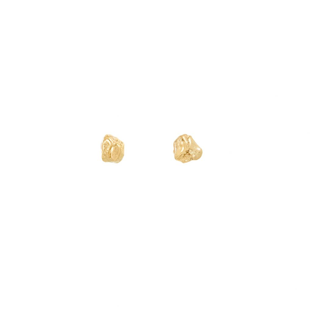 XXVIII Small Stud Earrings by Ellis Mhairi Cameron