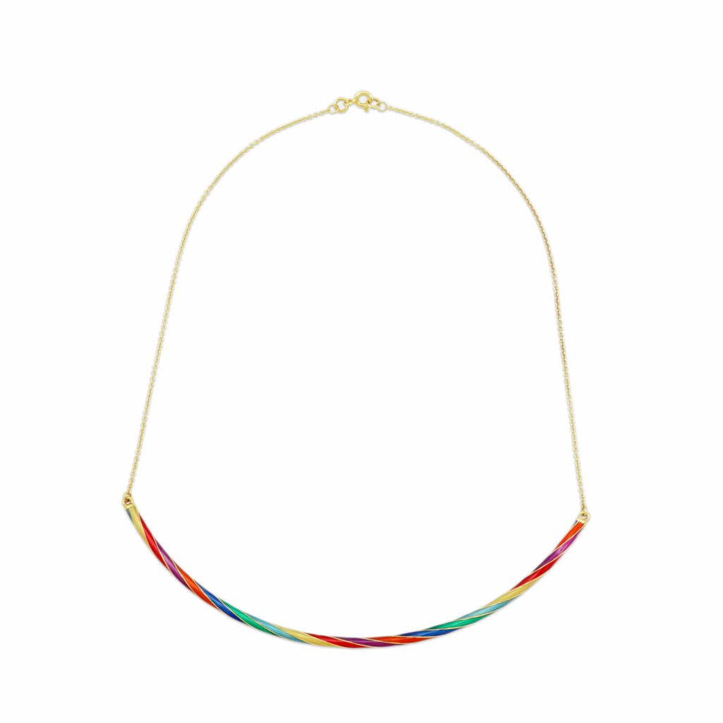 Candy Rock Necklace by Origin 31