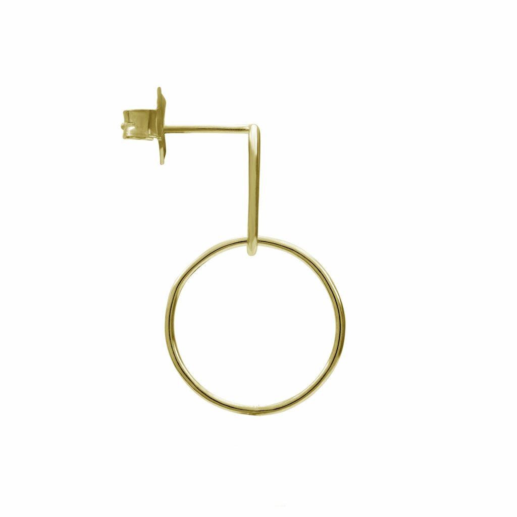Hoola Hoop Small Earrings by Origin 31