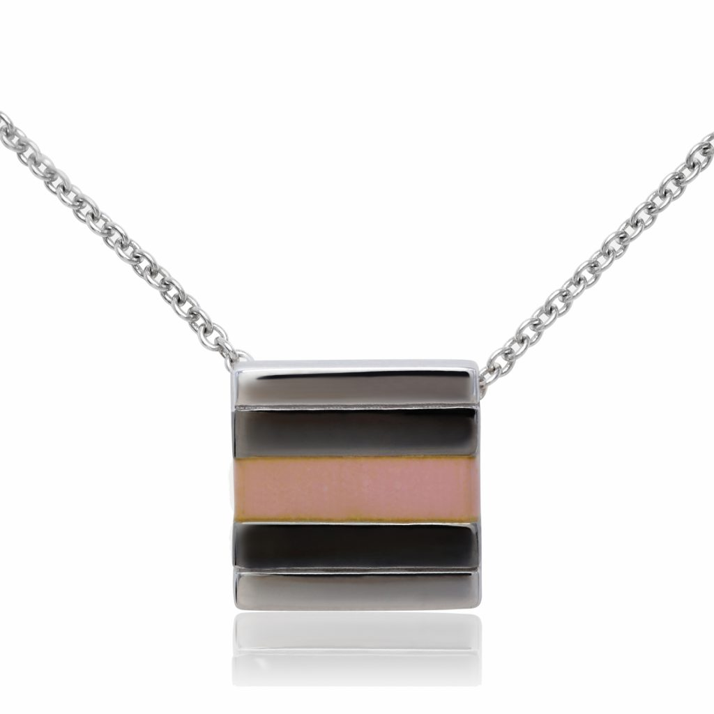Liquorice Allsorts Pendant Necklace by Origin 31