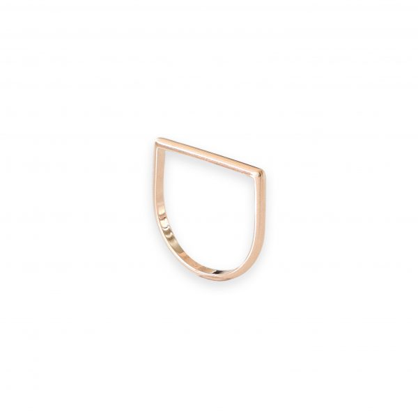 Celeste Ring 18k Gold by Stephanie Cachard