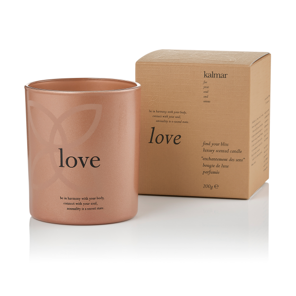 Love Candle by Kalmar