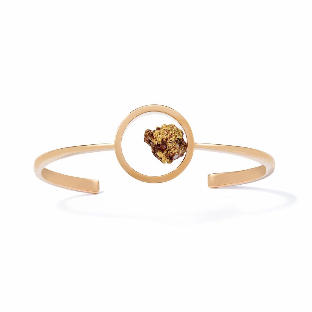 Circle Bracelet by Makal