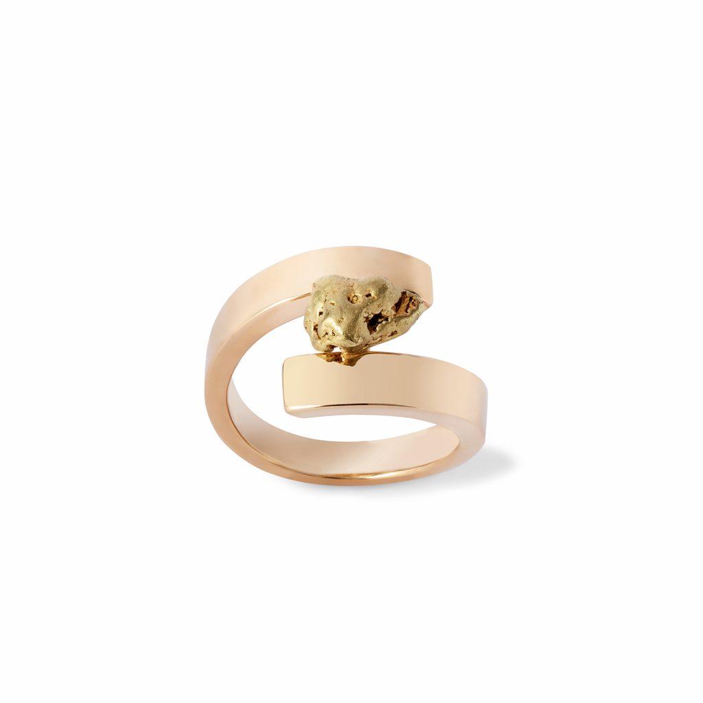 Heart Ring by Makal