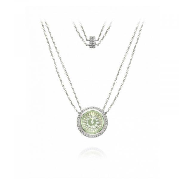 Mandala of Desire Necklace by Rose Carvalho