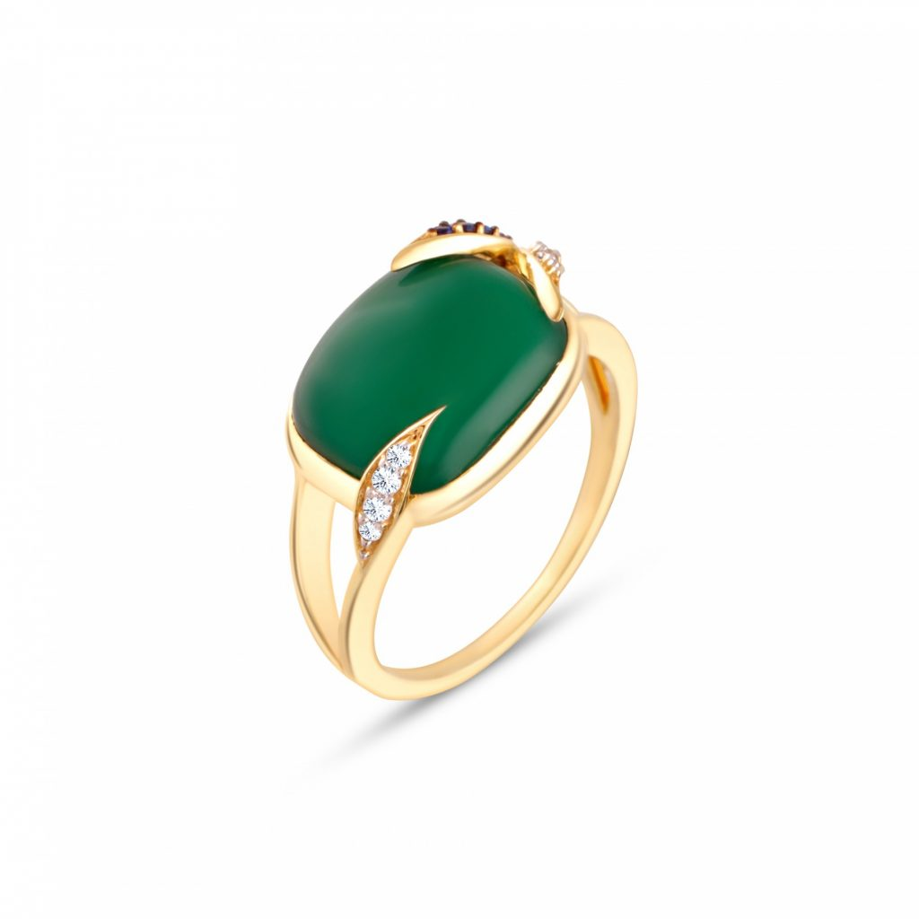 Mysore Ring by Zaabel