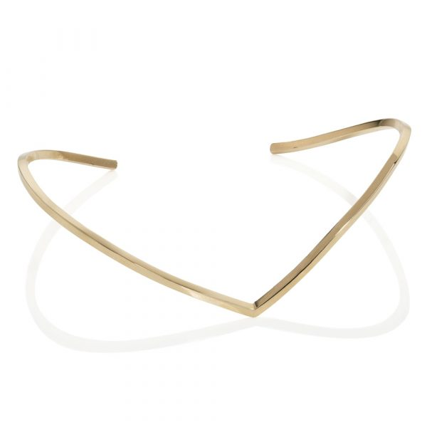 Blade Stacking Bangle by Ellie Air