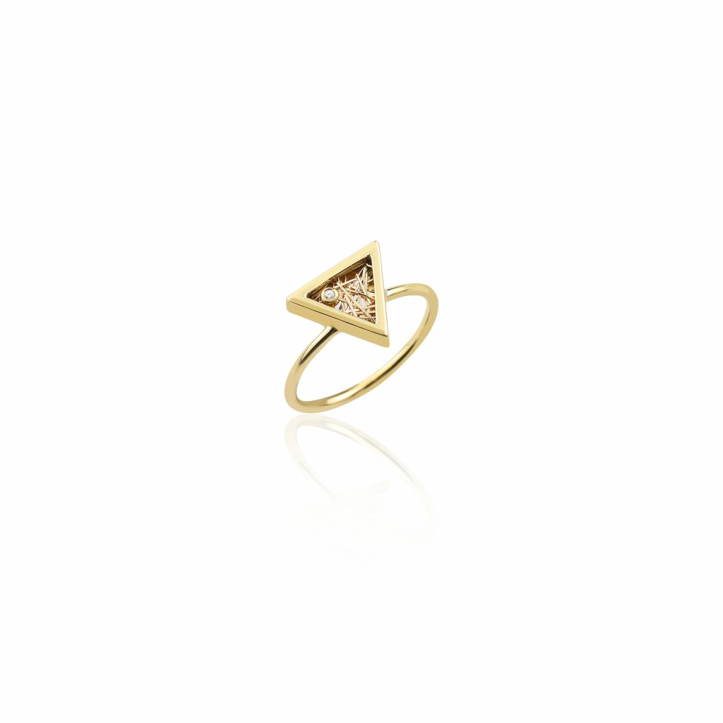 Athena Ring by Anastazio