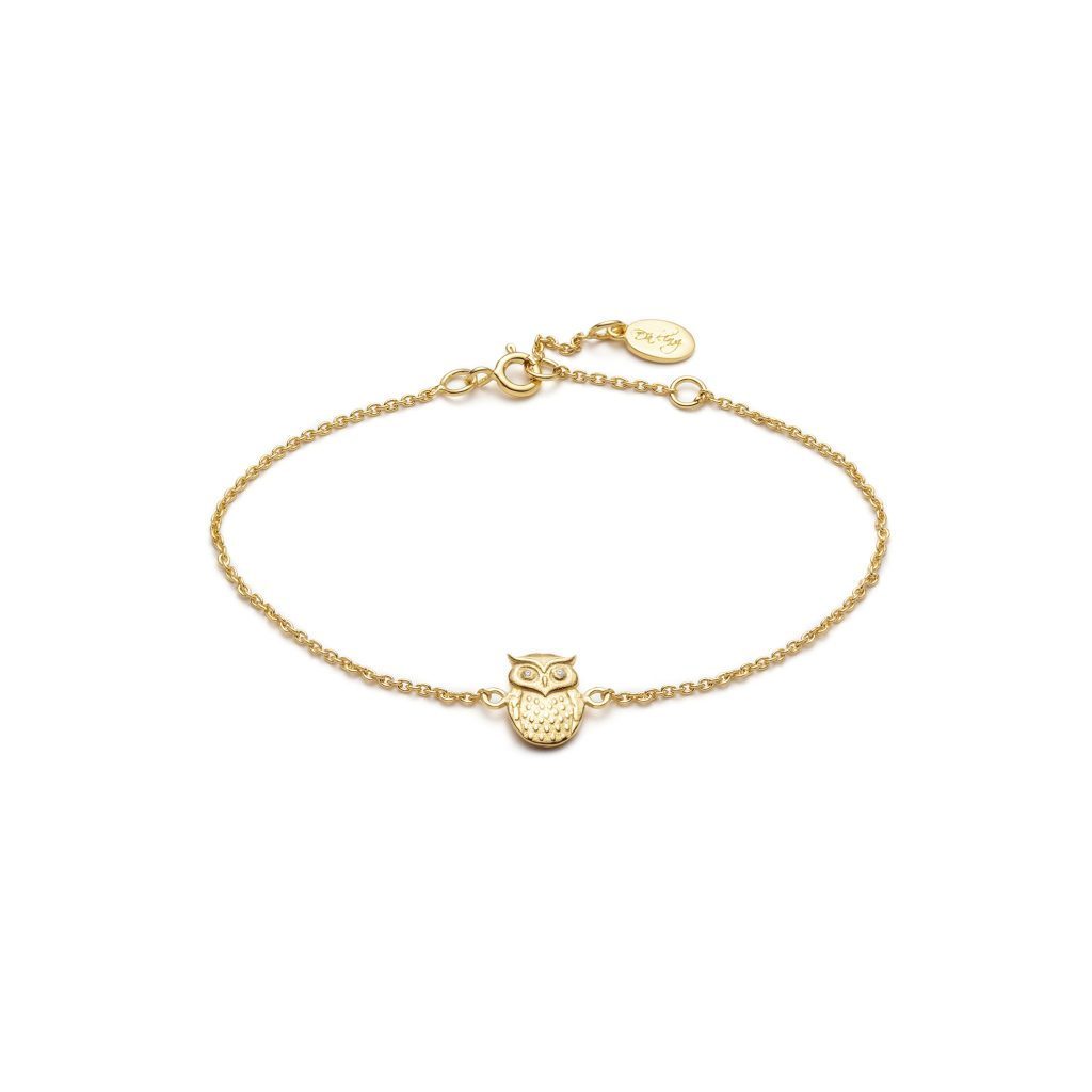 Global Goal #4: Wisdom Bracelet by With Love Darling