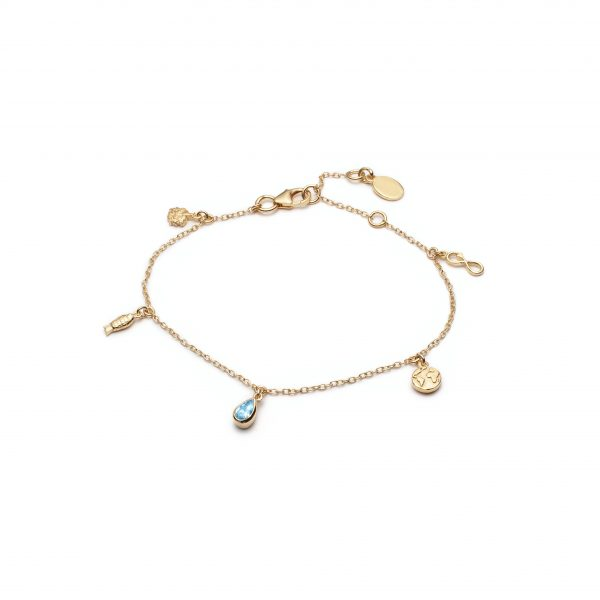 Planet Bracelet by With Love Darling