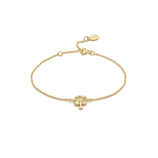 Global Goal #15: Tree of Life Bracelet by With Love Darling
