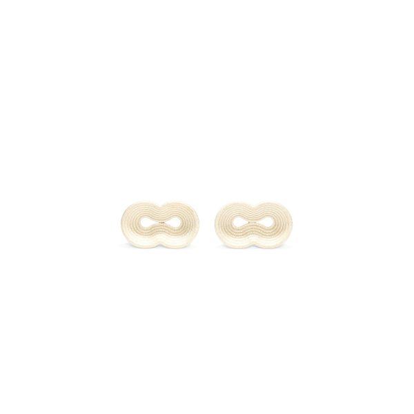 Acoustic Earrings by Hugo Madureira