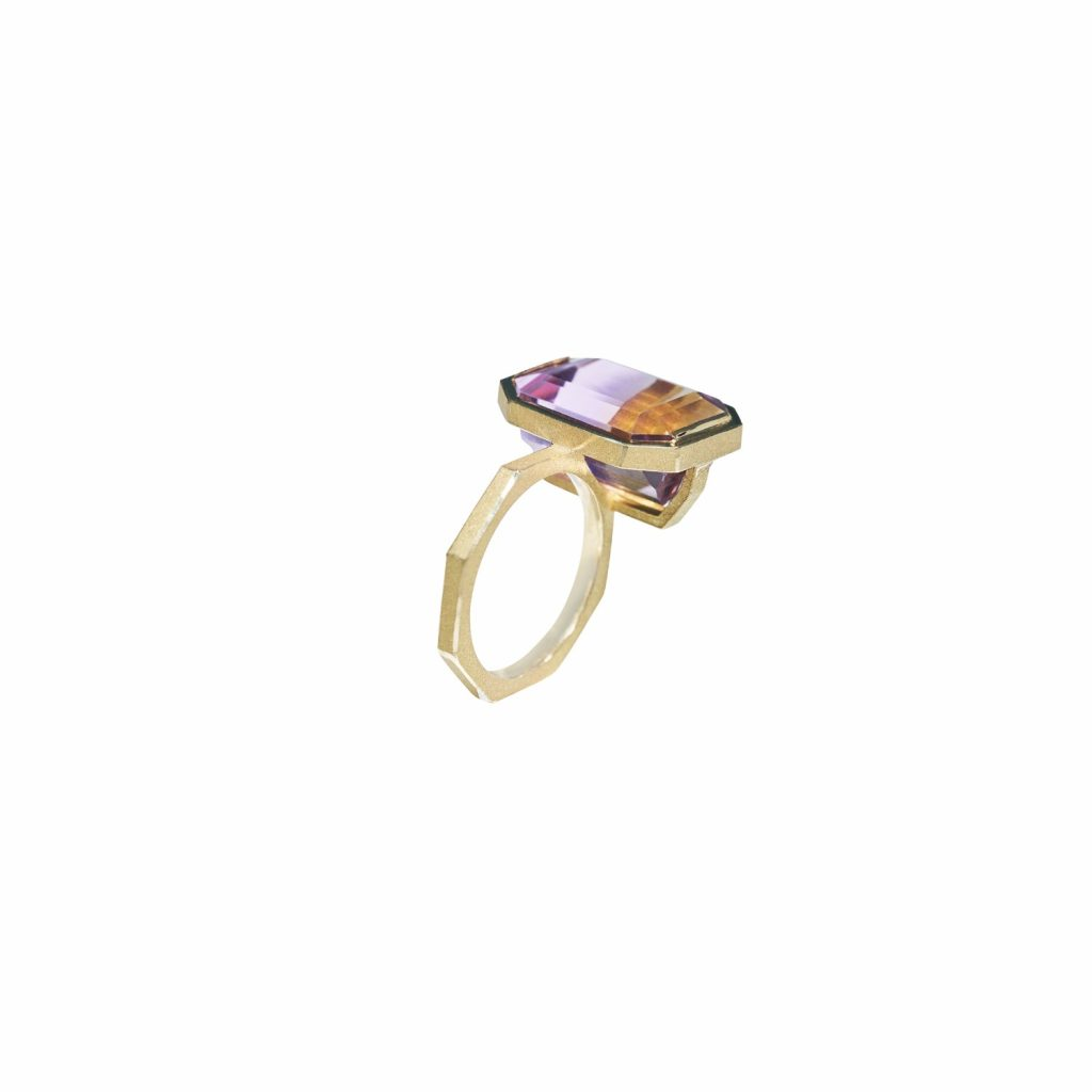 Ayoreo Ring by Hugo Madureira