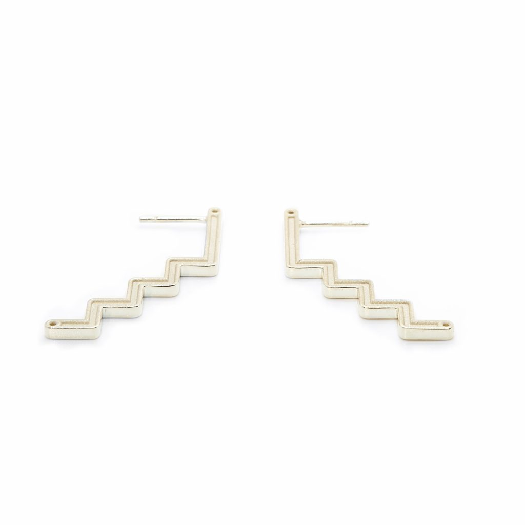 Cornelis Earrings by Hugo Madureira