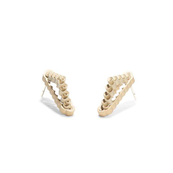 Woooosh Earrings by Hugo Madureira