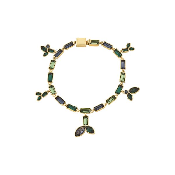 Beautiful Earth Drop Bracelet by Atelier Swarovski