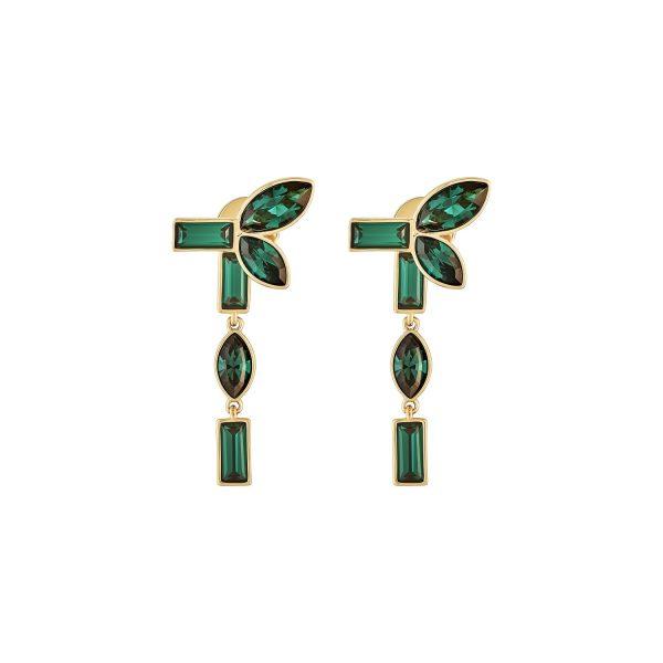 Beautiful Earth Jacket Drop Earrings by Atelier Swarovski