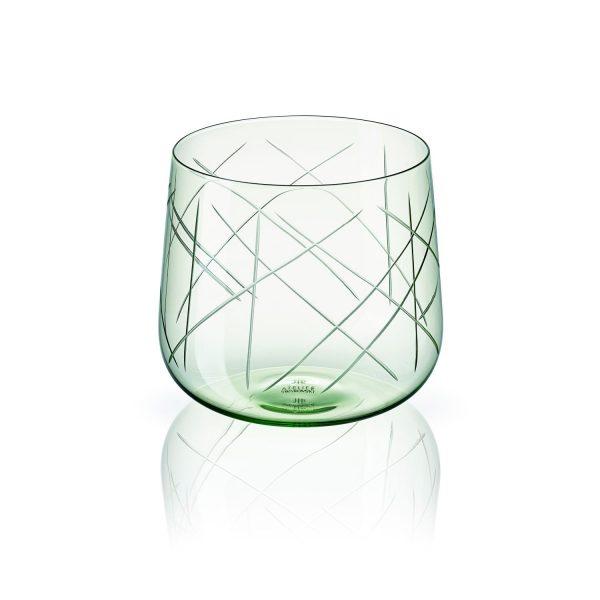 Nest Tumbler Set of Two –  Green by Atelier Swarovski