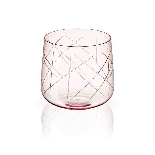 Nest Tumbler Set of Two – Pink by Atelier Swarovski