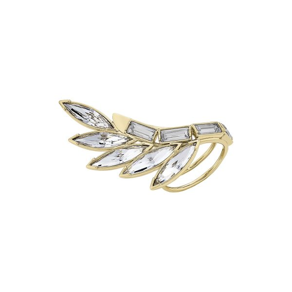 Wonder Woman Statement Ring by Atelier Swarovski